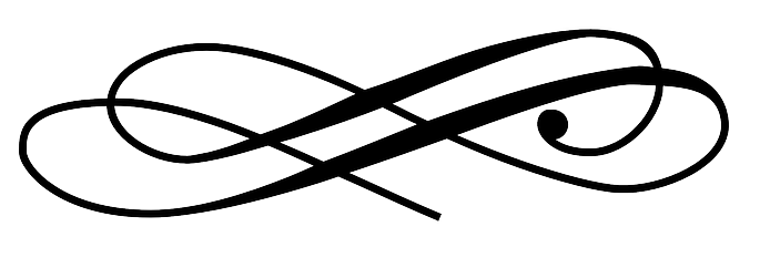 line-swash-ornament-divider-writing-paragraph